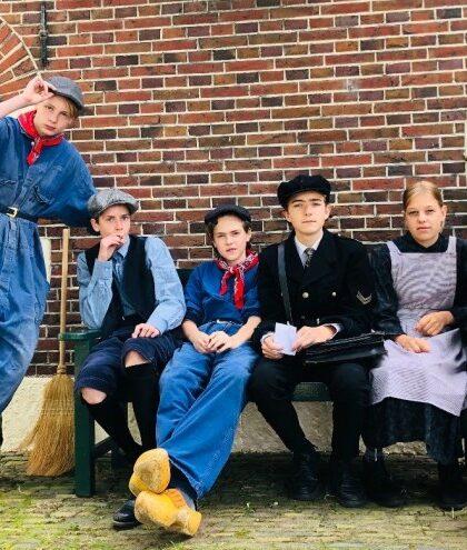 Cast: Klompen voor Jacob